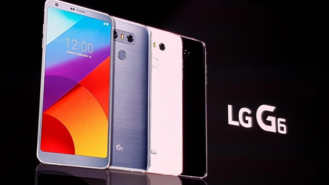 LG G6 ganha prêmio de melhor smartphone na Mobile World Congress 2017