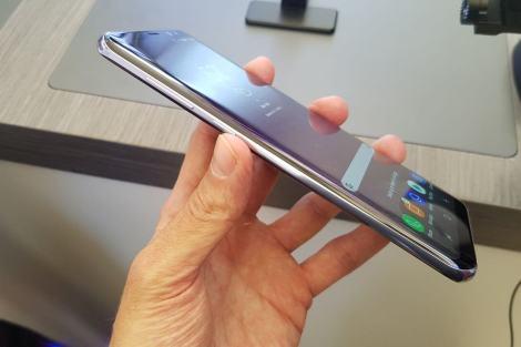 4 1 - HANDS-ON: Primeiras impressões do Galaxy S8