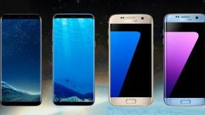 Comparativo: Galaxy S7 x Galaxy S8 e Galaxy S7 Edge x Galaxy S8+ 8