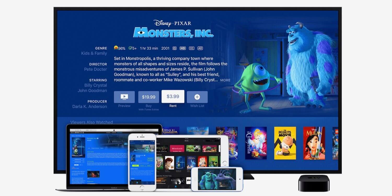 itunes rentals - Apple simplifica a sua vida ao alugar um filme na iTunes Store