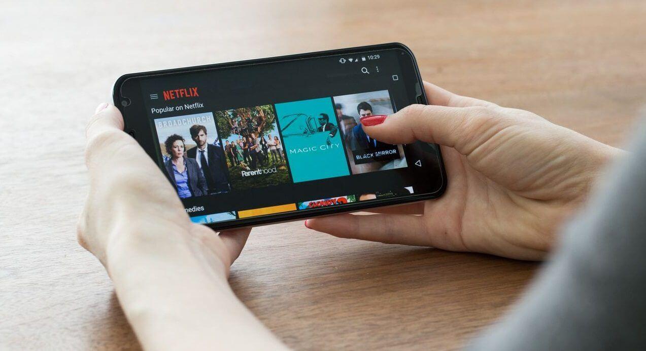 netflix stock 0883.0.0 - Netflix vai ganhar o seu próprio botão de curtir/descurtir e isso é melhor do que você pensa