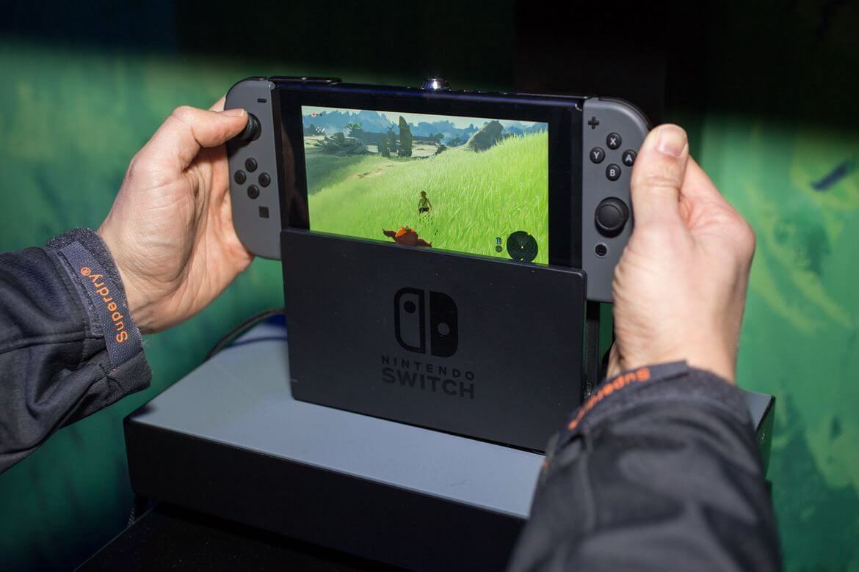 nintendo switch hands on 13 - Confira o nosso unboxing e primeiras impressões do Nintendo Switch