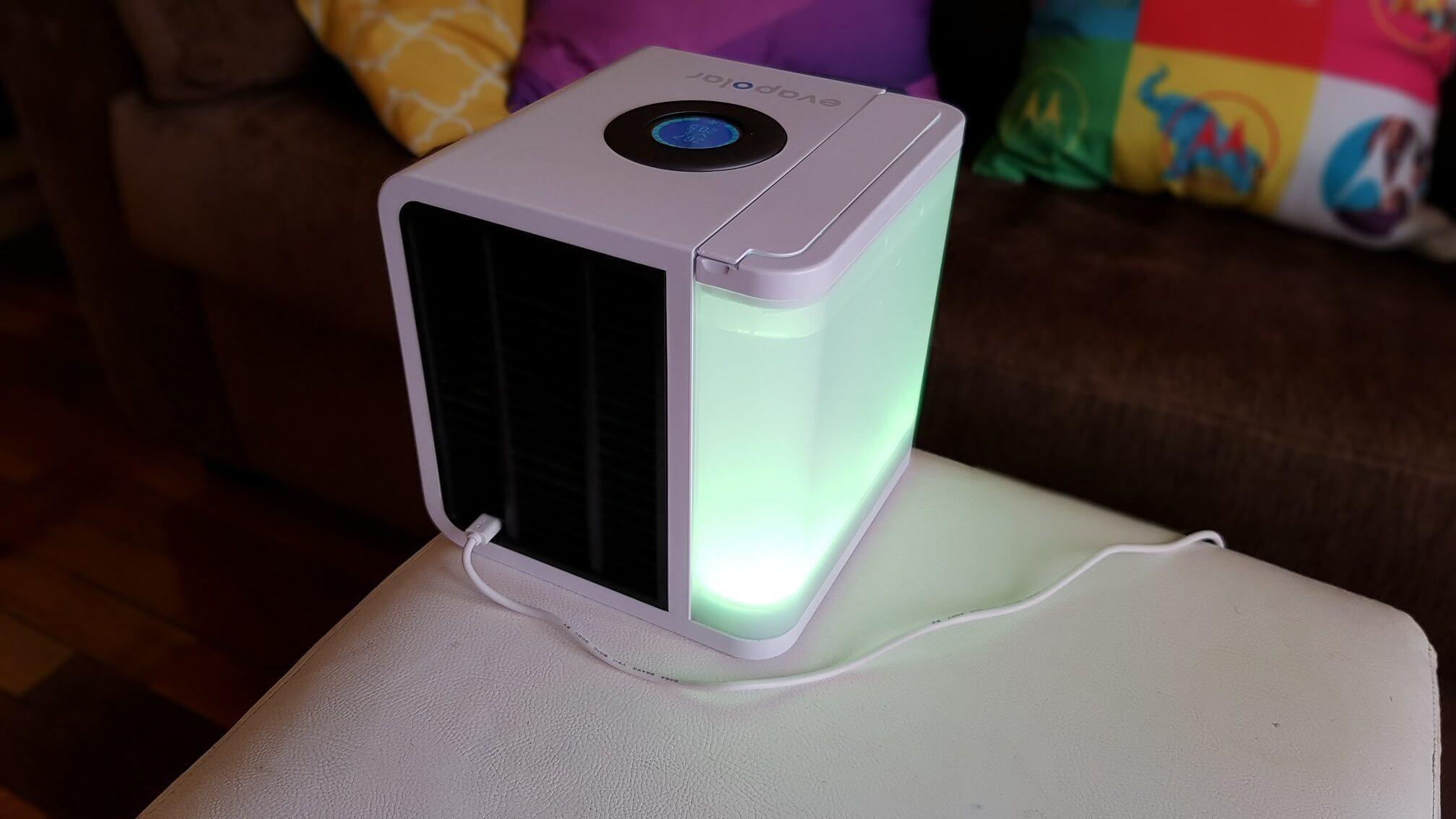 Evapolar 8 - Evapolar inicia campanha para segunda geração do seu purificador de ar portátil