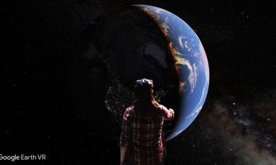 Está pronto para conhecer o novo Google Earth?