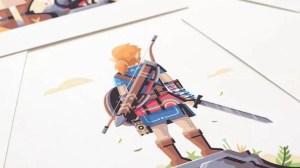 Conceito: The Legend Of Zelda para smartphone deveria ser assim 5