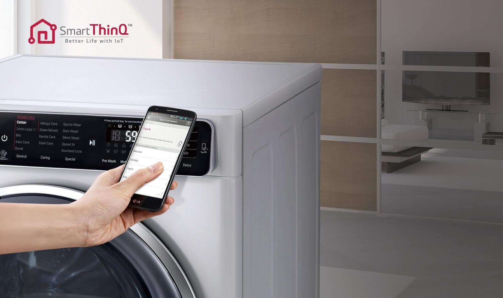 LG SmartThinQ Destaque - Conheça o SmartThinQ, a aposta da LG na 'Internet das Coisas'