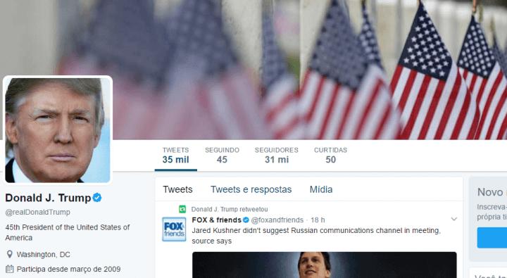 Trump 720x395 - De onde vêm os seguidores do Twitter de Donald Trump?