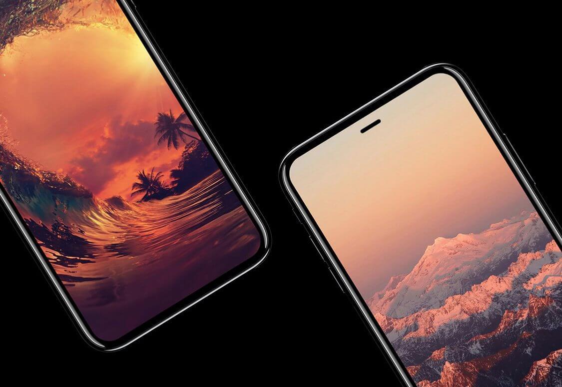 iphone 8 concept1 - Ligaram as máquinas! Chip A11 do iPhone 8 começa a ser produzido em larga escala pela TSMC