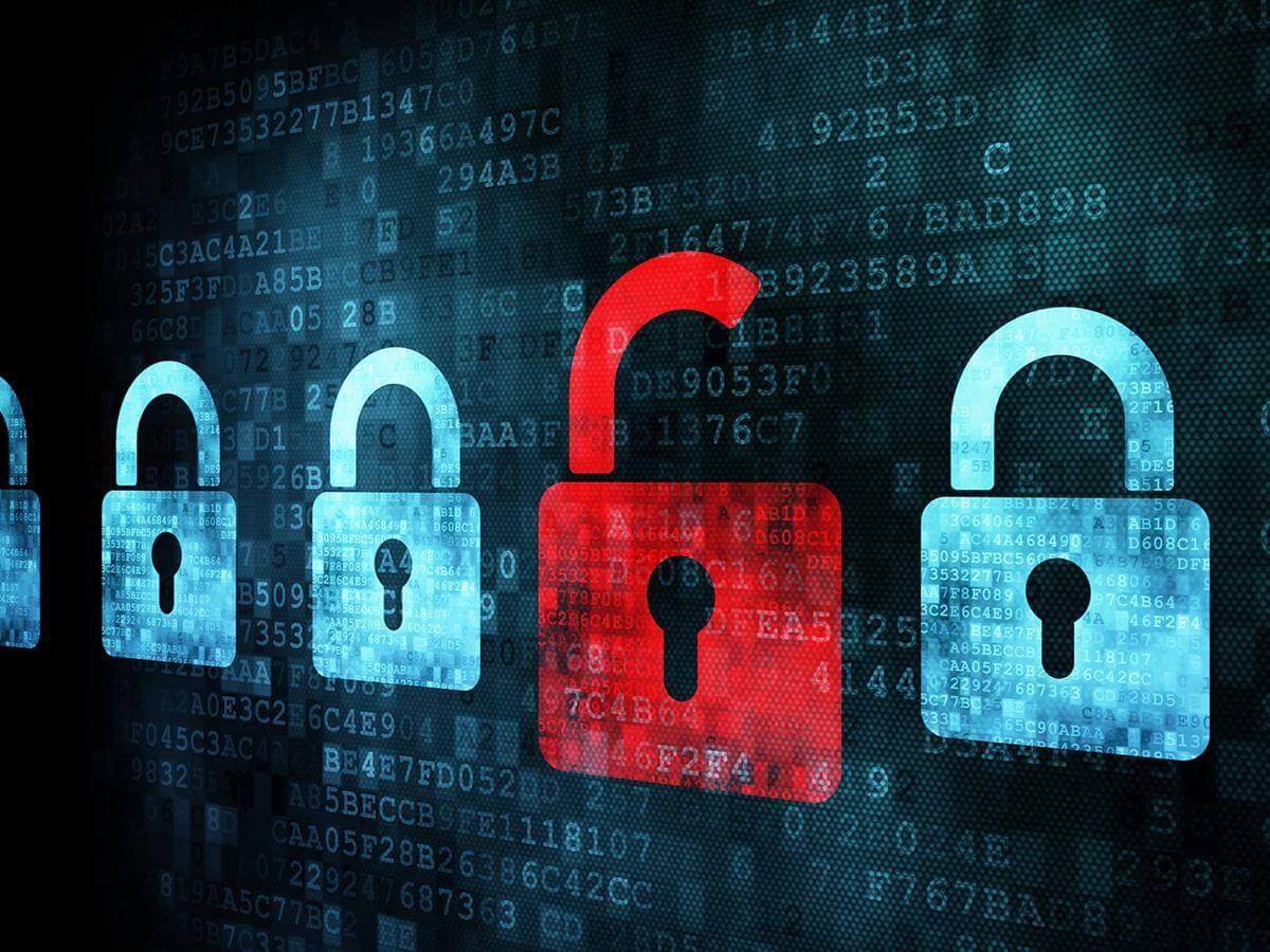 security padlock - Governo confirma ataque hacker em sistemas do Brasil