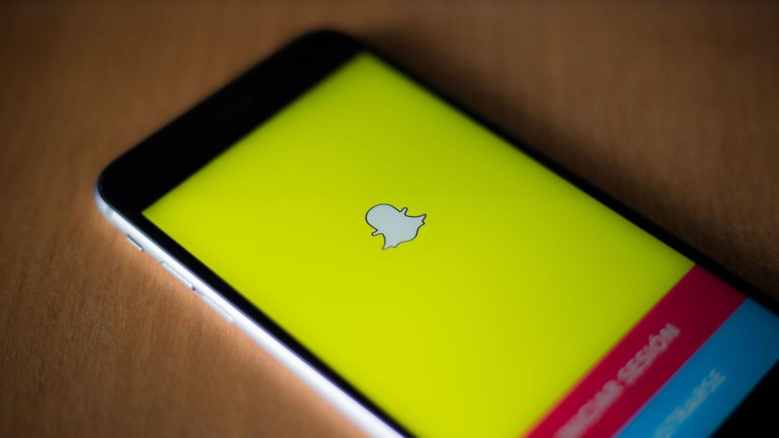 snapchat app ios - Snapchat muda principal função do seu aplicativo
