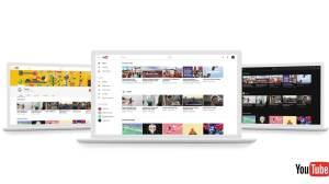 YouTube anuncia modo escuro e redesign do site