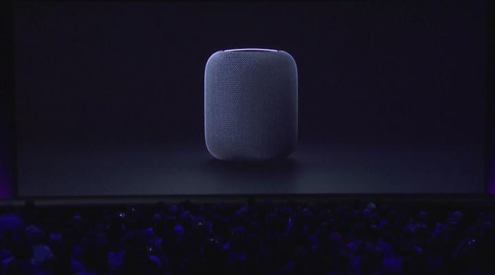 Apple anunciou o HomePod na WWDC 2017