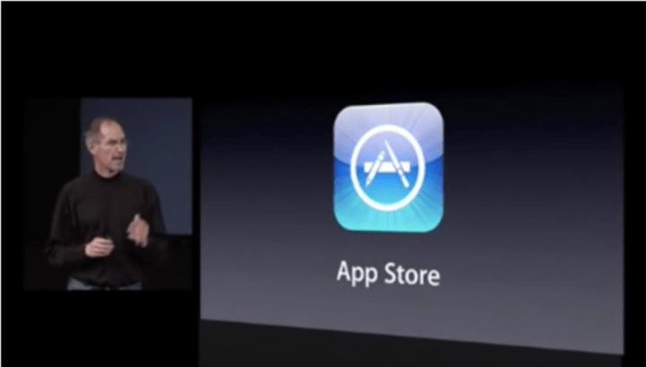 Appstore 720x409 - #iPhone10: Mergulhe na história do iOS