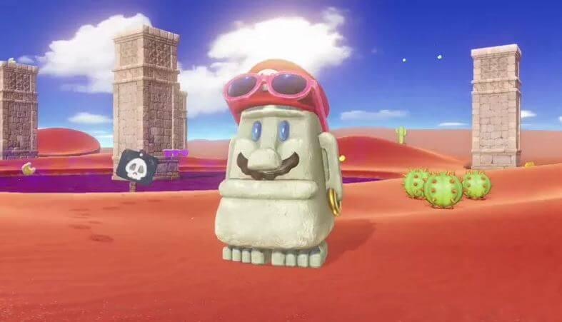 Capture 2 - Super Mario Odyssey: De mods a covers, fãs aguardam ansiosos