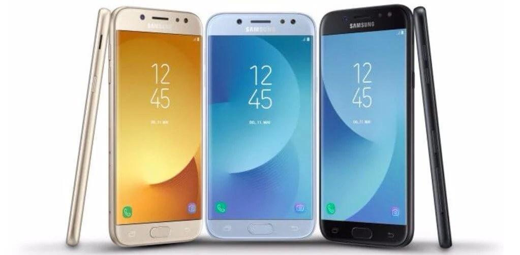 Nova linha Samsung Galaxy J 2017 - Samsung anuncia nova família Galaxy J (2017); conheça os aparelhos
