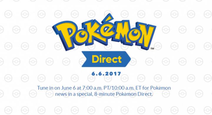 Pokémon Nintendo Direct Image