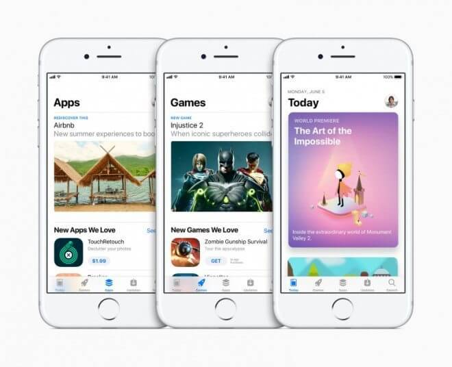WWDC 2017: A nova App Store e Monument Valley II 7