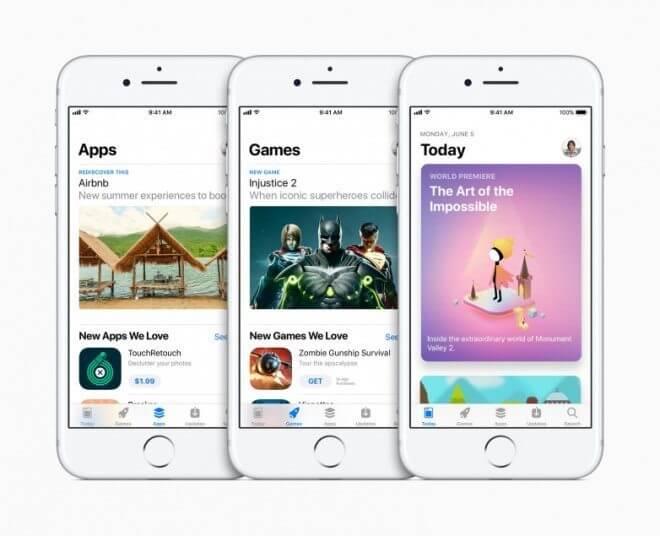 WWDC 2017: A nova App Store e Monument Valley II 6