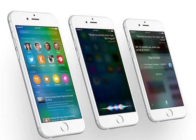 ios9 - #iPhone10: Mergulhe na história do iOS