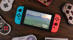 Serviço online do Nintendo Switch começa a ser pago a partir de 2018