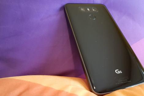 REVIEW: um mês com o potente LG G6 9