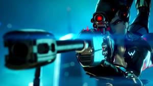 Jogador usa baguete para jogar Overwatch 7