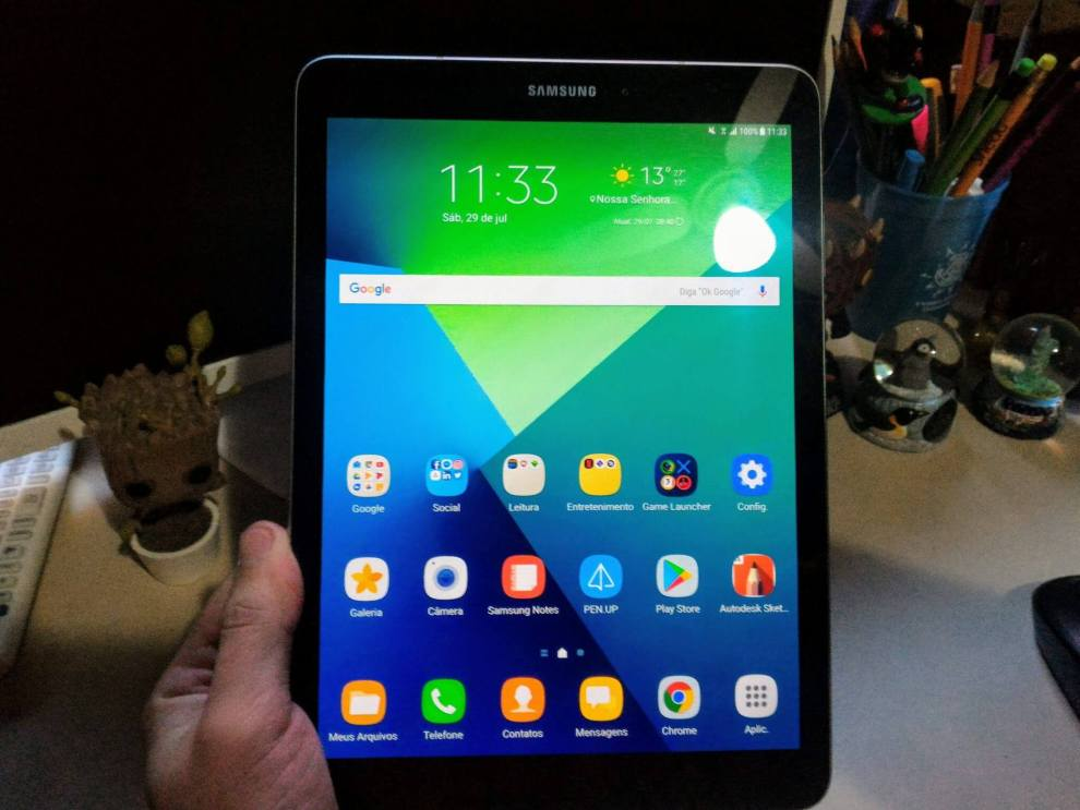 P 20170729 113316 - Review: Galaxy Tab S3, um poderoso e elegante tablet