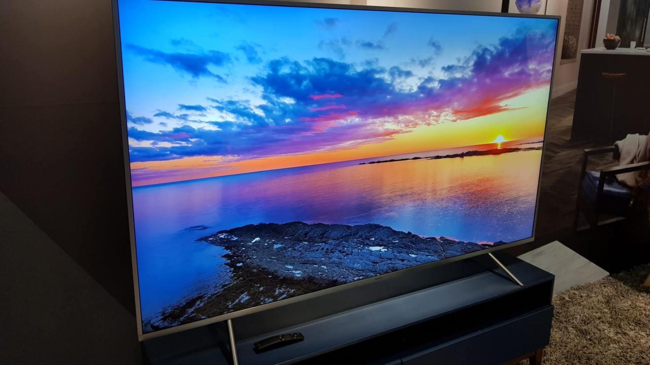 Samsung lança TVs Premium UHD