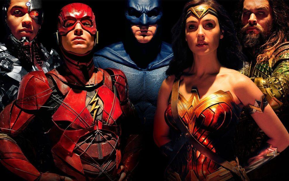 justice league - 41 Top Trailers da San Diego Comic-Con 2017 (SDCC 2017)