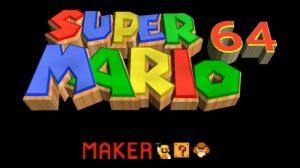 Fã cria versão Super Mario Maker de Super Mario 64 16