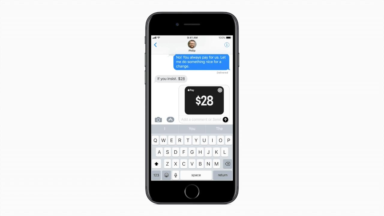 Novo Apple Pay Cash deverá exigir documento com foto