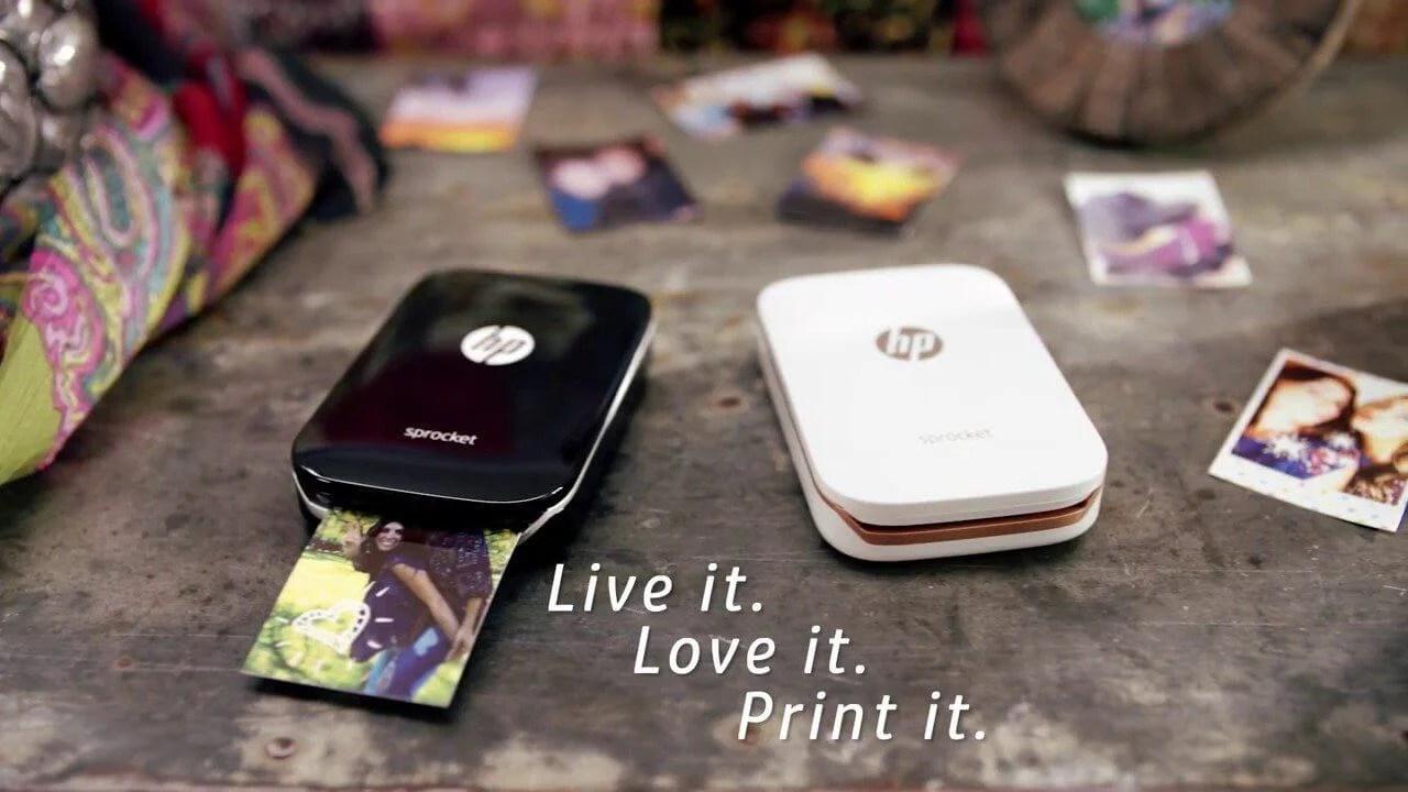 Impressora portátil HP Sprocket é anunciada para o Brasil