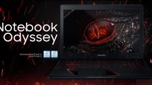Review: Samsung Odyssey, o notebook gamer com placa de vídeo de desktop 9