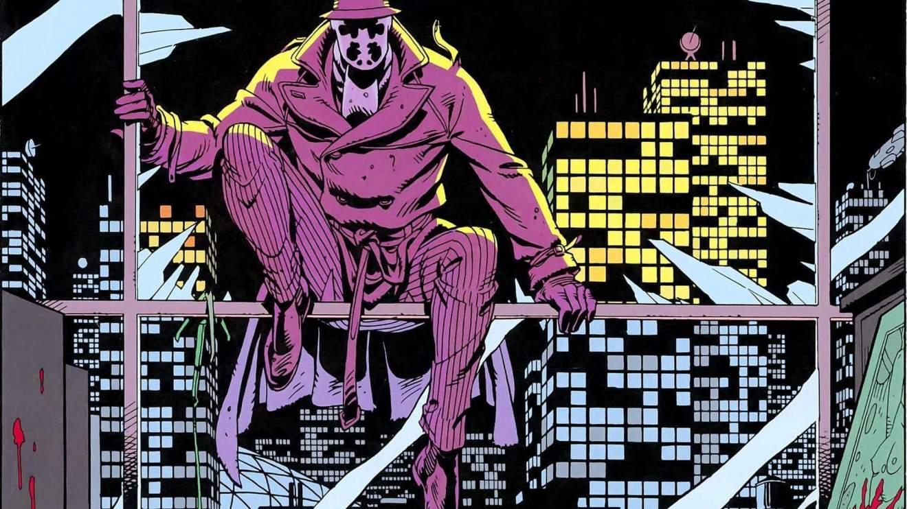 447279 superheroes watchmen graphic novel wallpaper 2 - Watchmen: Roteiro da série é oficialmente encomendado pela HBO