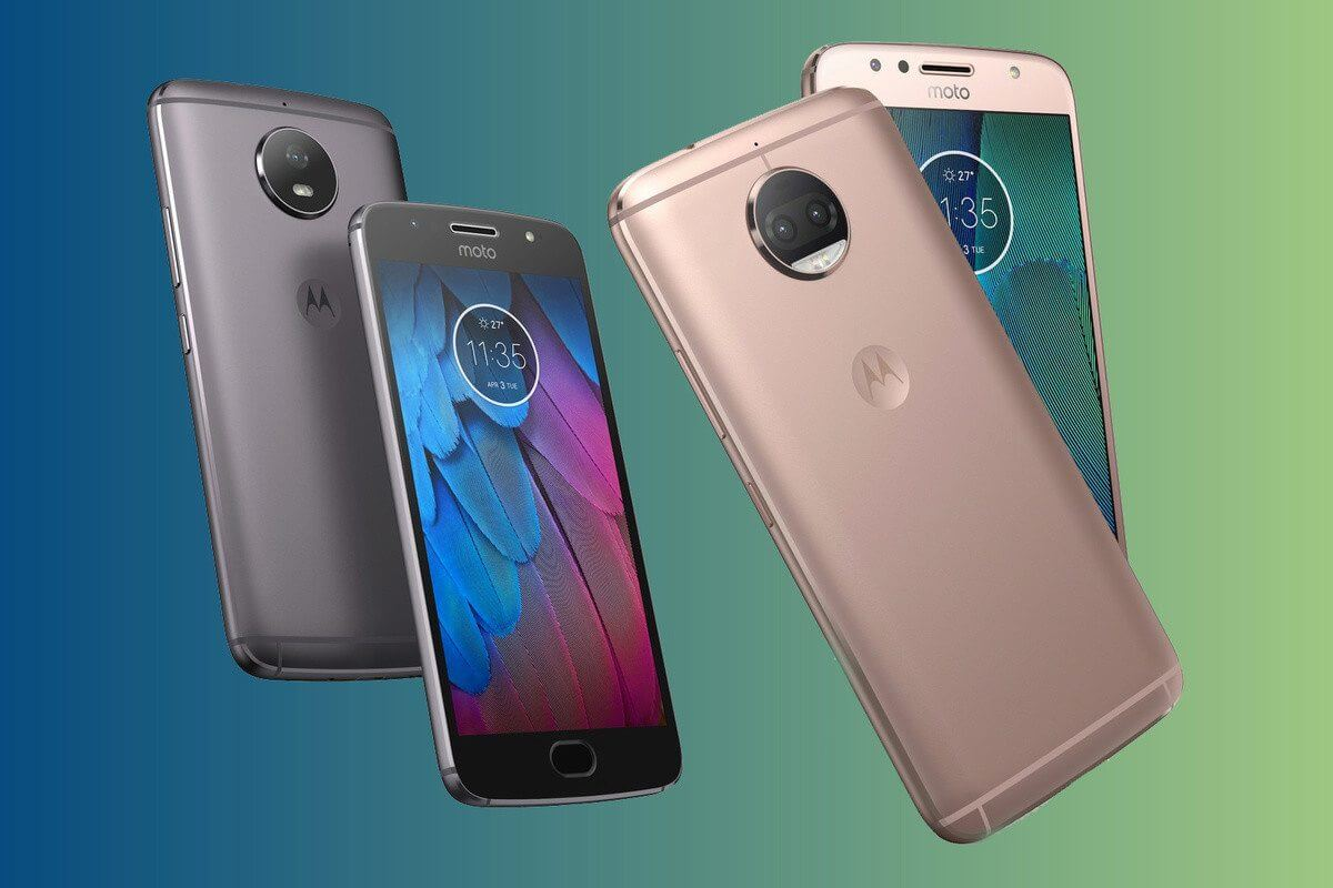 Moto G5S - Motorola disponibiliza novas cores para o Moto G5S e Moto G5S Plus