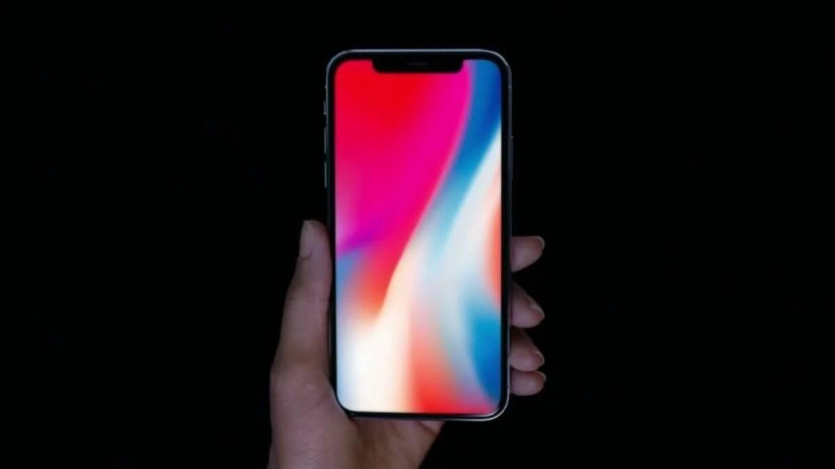 iPhone X 0 - Samsung pode não estar fornecendo os melhores displays OLED para o iPhone X