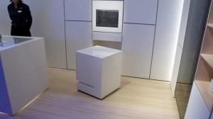 IFA 2017: Panasonic apresenta geladeira que vai até você