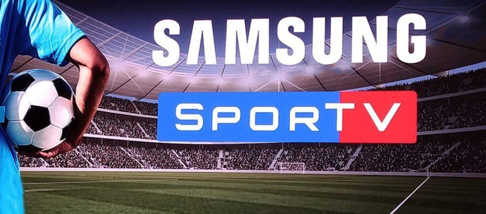 Samsung e SporTV firmam parceria para transmissão de jogos em 4K 4