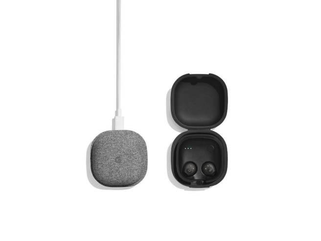 Novos fones de ouvido, Google Pixel Buds.