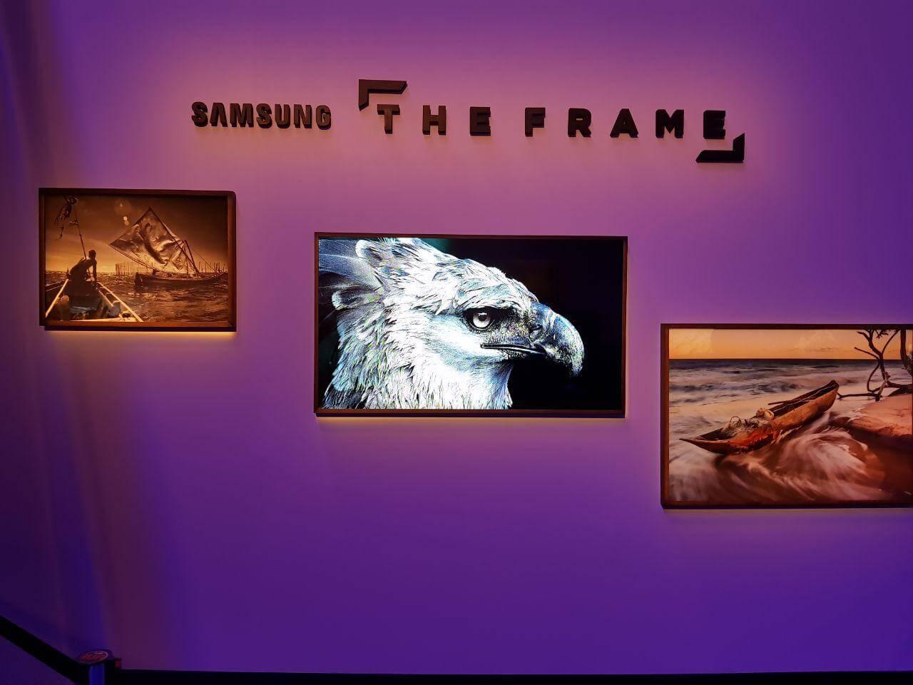 WhatsApp Image 2017 10 03 at 19.18.47 - The Frame: Samsung anuncia Smart TV como obra de arte