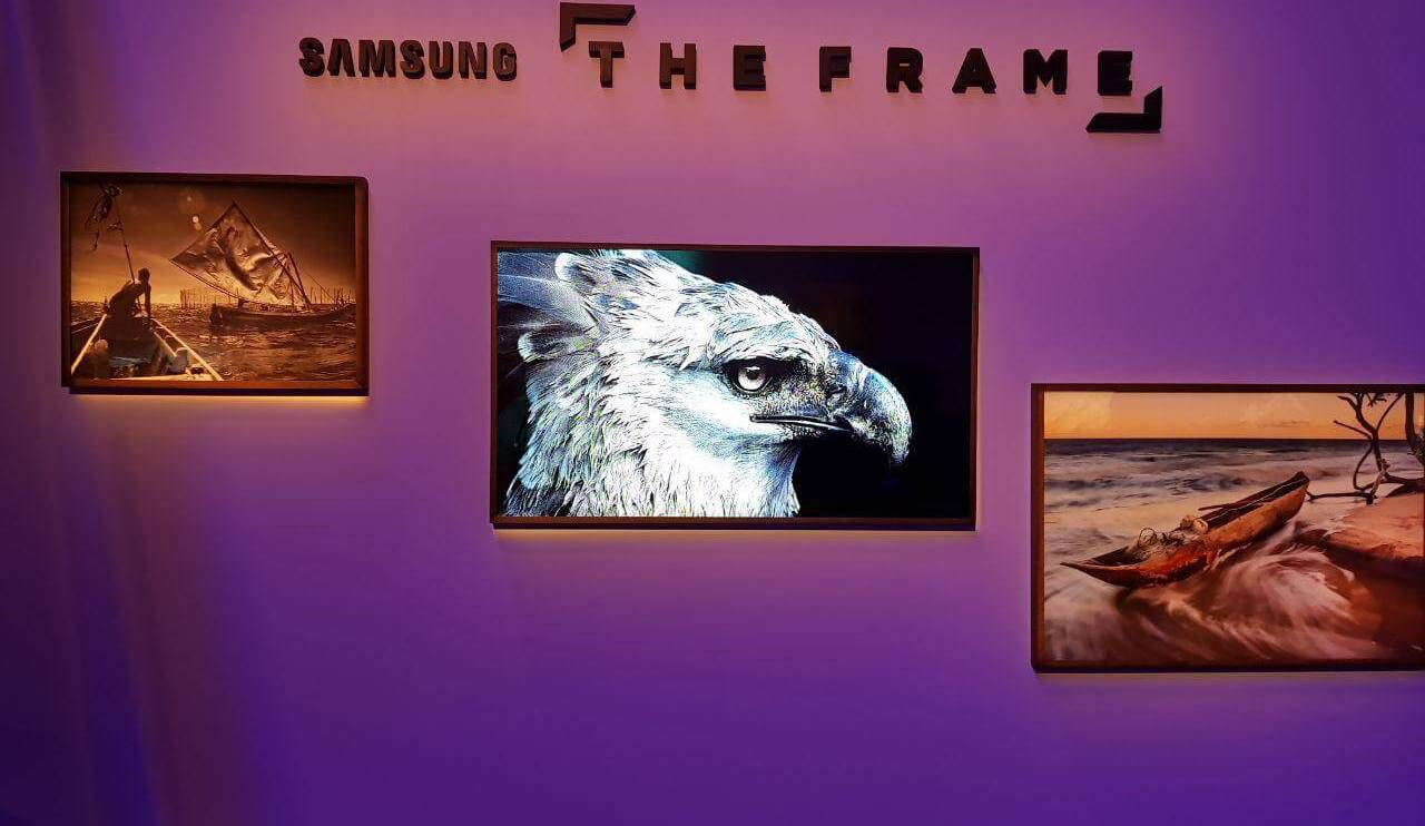 The Frame: Samsung anuncia Smart TV como obra de arte
