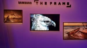 The Frame: Samsung anuncia Smart TV como obra de arte