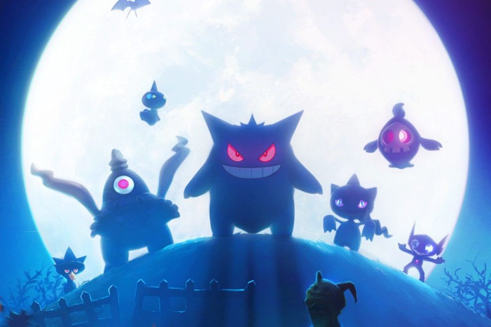 XXWNIT7.0 - Novos monstrinhos aparecem em evento de Halloween em Pokémon GO