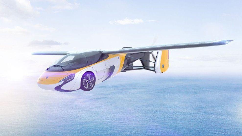O futuro chegou: conheça 5 carros voadores que já estão em produção 4