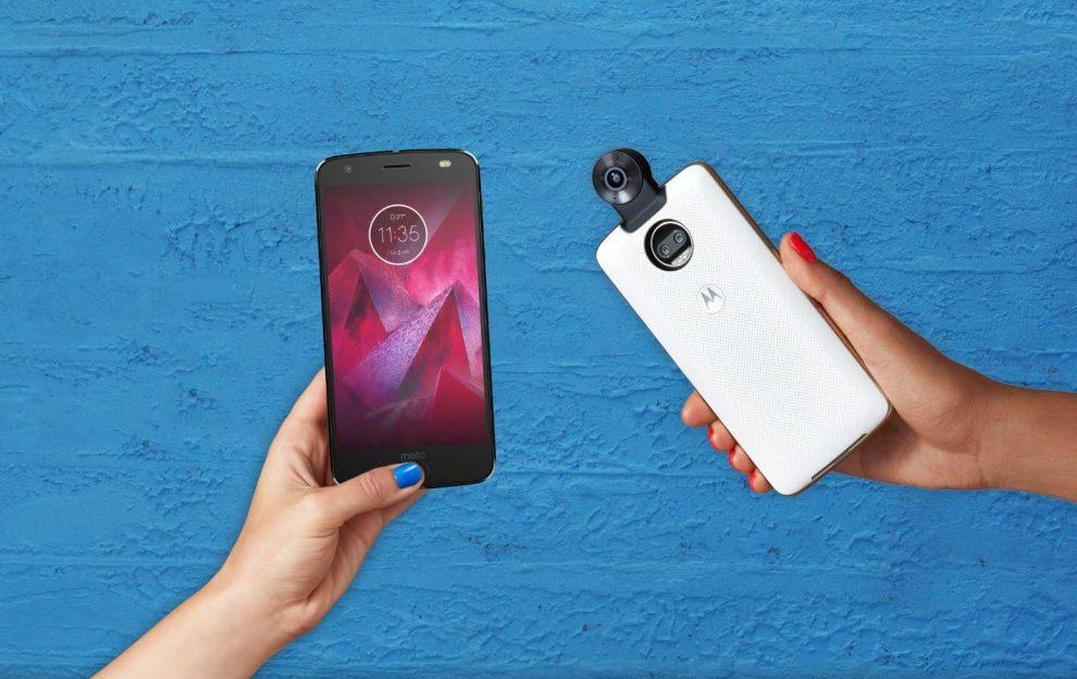 Motorola lança no Brasil o Moto Snap 360 Câmera 3