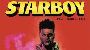 Starboy: HQ escrita por The Weeknd é anunciada na NYC Comic Con 9