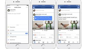 Facebook: como adicionar GIFs nas suas enquetes