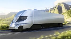 Tesla apresenta caminhão elétrico e novo Roadster 13