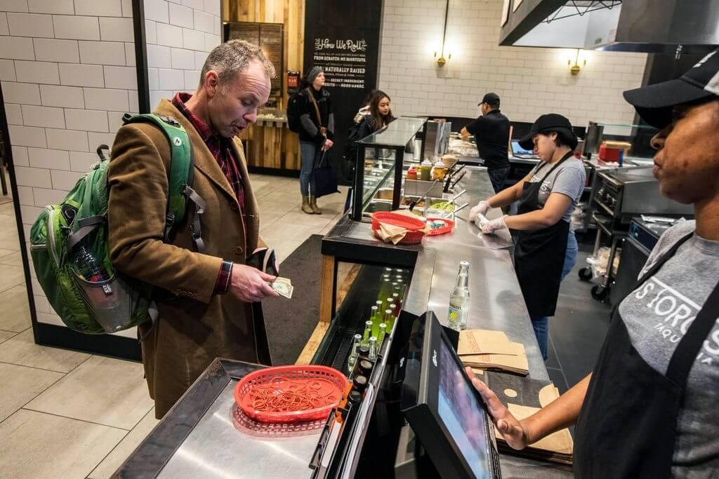 23cashless4 jumbo - Estes restaurantes já não querem mais saber de dinheiro de papel