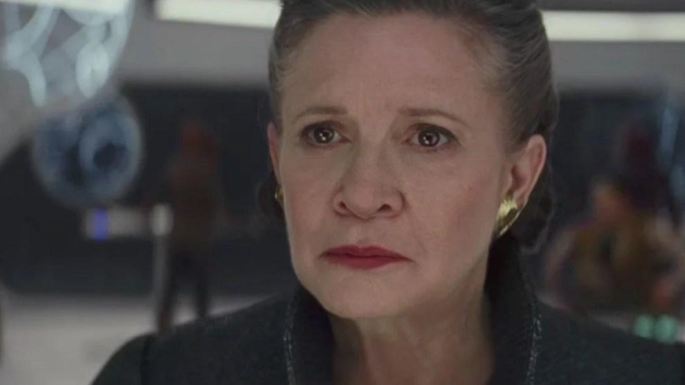 1 ano sem Carrie Fisher, a eterna Princesa Leia 5